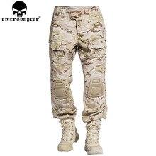 EMERSONGEAR армейские штаны, тактические охотничьи штаны, военные армейские камуфляжные брюки, Мультикам, Arid EM7042
