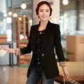 Free shipping 2017 New women's plus size  top suit jacket  retail  and Wholesale#12269
