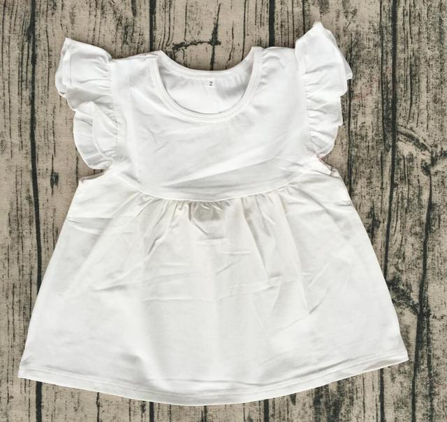 04a64ab724d5 cotton beautiful children top wholesale girls pearl top simple baby ...