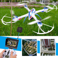 JJRC H16 Tarantula X6 5.8G FPV drone with 2MP 720P Camera 2.4G 4CH 6-Axis RC quadcopter with Hyper IOC
