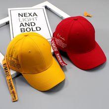 Gorra Gorras Neymar coreana luz placa sombrero verano femenino Harajuku  moda cabo carta Gorras de béisbol 7f66171c02b