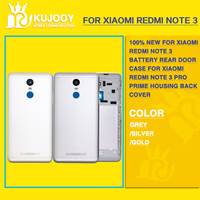 100 For Xiaomi Redmi Note 3 150mm 152mm Battery Cover Rear Door Case For Xiaomi Redmi