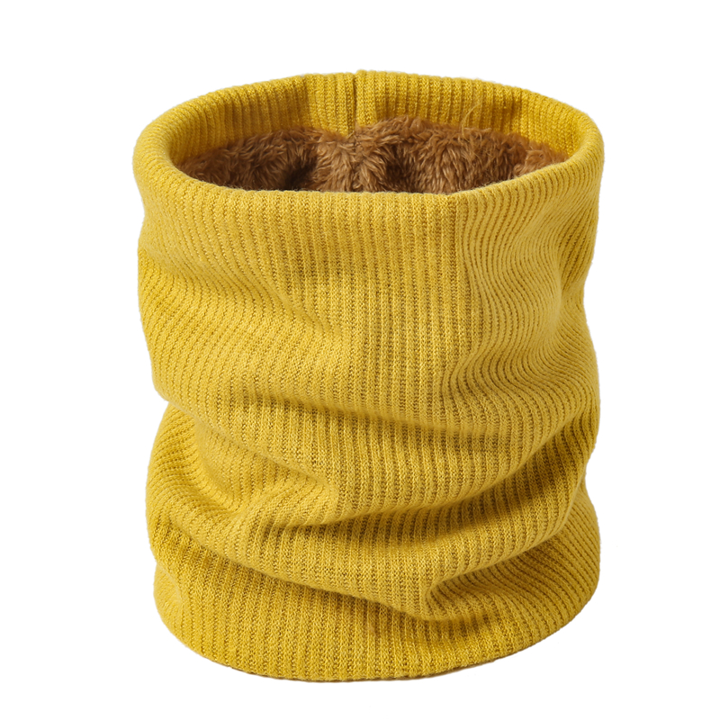 Infinity Scarf Ring Snood-Neck Soft-Warmer Knitted Cashmere Winter Outdoor Unisex Women