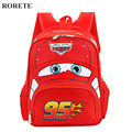 Waterproof 3D car children school bags high quality Cartoon backpack large capacity Child School Bag Children's Day gift X120