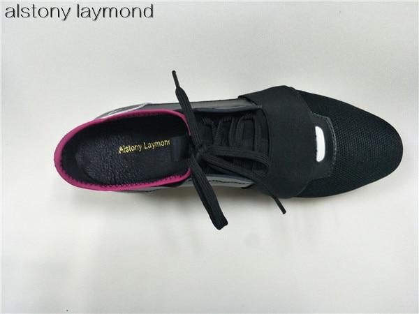 Appartements Marque Automne Mode Alstony De Casual 2018 Chaussures Laymond Bonne Printemps Sport 2 Femmes Grande 1 Qualité O5wg5xpq