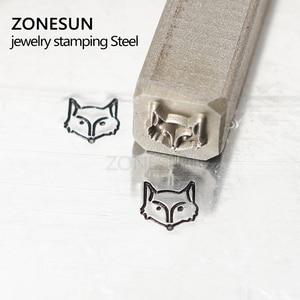 Image 5 - ZONESUN  Custom link for Steel Stamp Metal Punch Die by Ali standard shipping to Spain