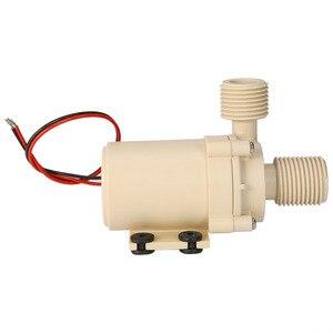 Image 3 - 12V Food Grade Pump Circulation Water Pump Solar Hot/Cooling High Pressure Pump