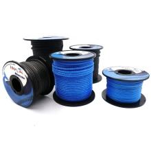 Emmakites 100lb - 3960lb Plecionka 100% UHMWPE Latawiec Line String Large Stunt Power Latawiec Flying Strong Salt Water Żyłka