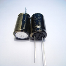 10pcs New ELNA Cerafine audio capacitor 100v100uf 16*26 copper feet audio super capacitor electrolytic capacitors free shipping