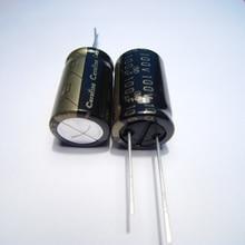 5pcs/10pcs New ELNA Cerafine audio capacitor 100v100uf 16*26 copper feet super capacitor electrolytic capacitors free shipping free shipping electrolytic capacitor 160v 10000uf 10000mfd volume 50 105mm screw feet