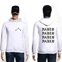 Professional Dropshipping Hip Hop Hoodies Men I Feel Like Pablo Streetwear Hoodie Sweatshirts 4
