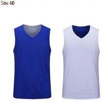 HOWE AO мужская двусторонняя баскетбольная Джерси Набор высокого качества костюм рубашка на заказ Форма баскетбольная женщины одежда лето