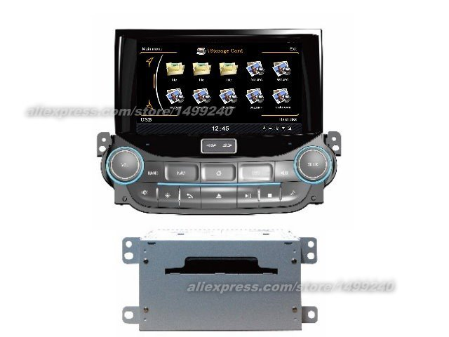 For Chevrolet Malibu 2012~2013 - Car GPS Navigation System + Radio TV DVD iPod BT 3G WIFI HD Screen Multimedia System