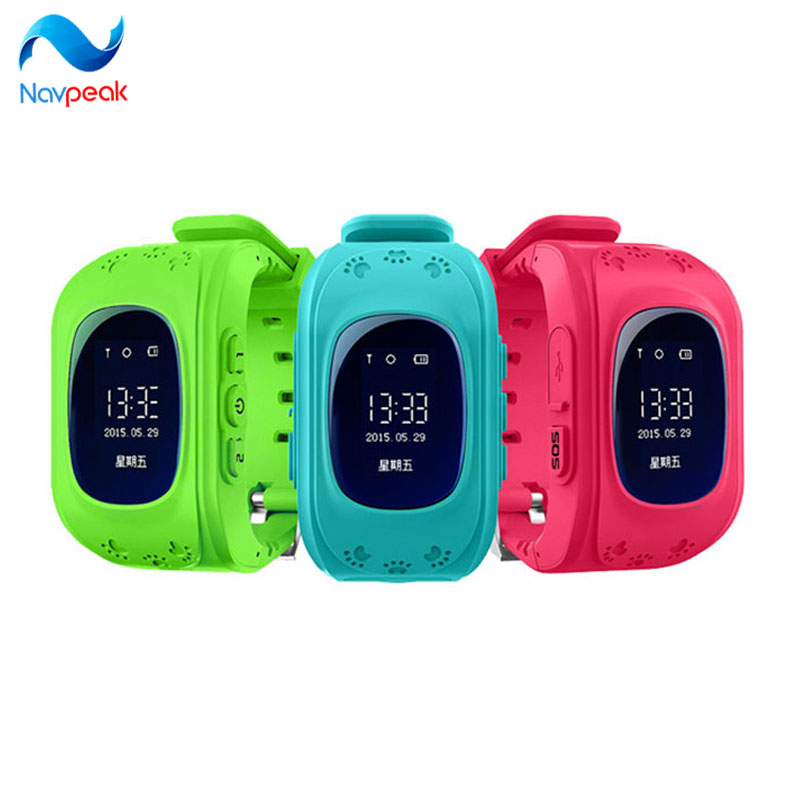 Q50 anti separtion Smart Watch Kid Dual Positioning SmartWatch Sleep Tracker Base Station Wrist Watch