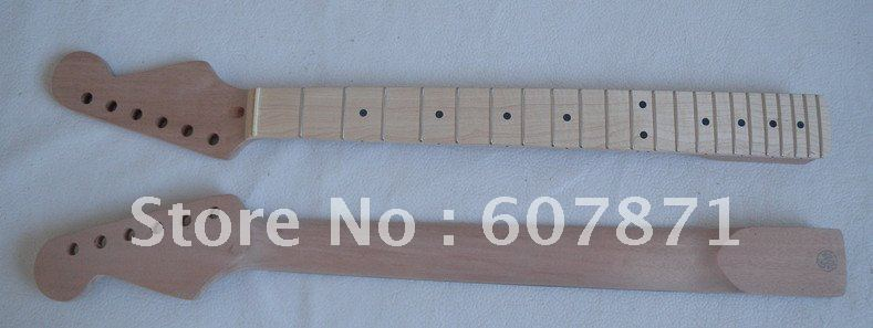 1pcs NEW high quality   Unfinished electric guitar neck  rose  wood  Fretboard 105# idei