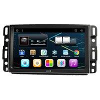 9 Android автомобильный Радио Аудио, DVD, GPS навигация Центральный Мультимедиа для Chevrolet Шевроле GMC Tahoe Acadia Denali HHR