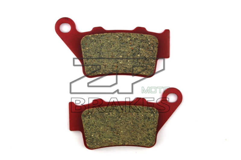Ceramic Composite Brake Pads Fit For HP POWER 600 Pantera 2011 Rear Motorcycle Accessories OEM NEW