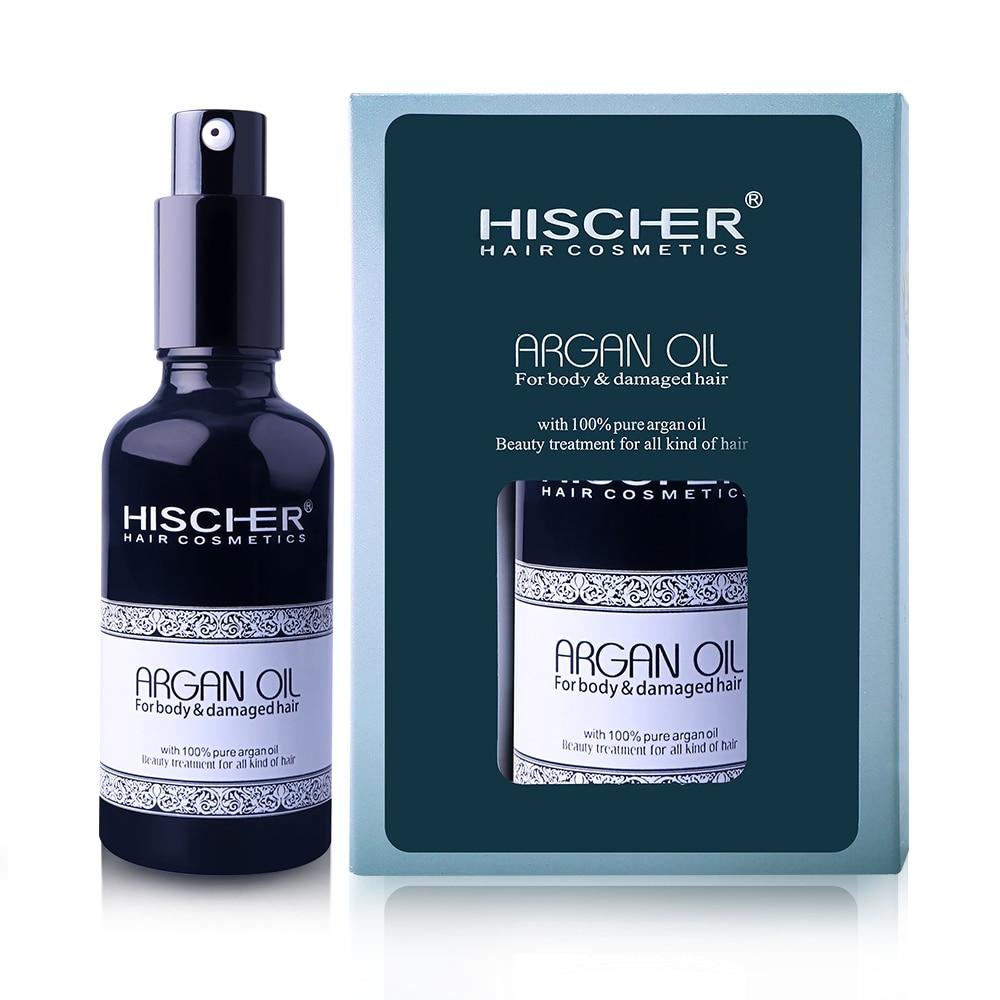 Argan Oil Morocco Keratin Straighten Hair Oil Care Hair