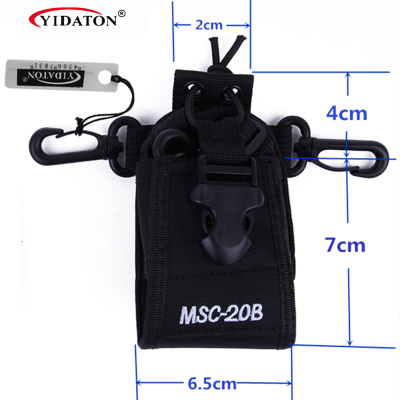 Hot Sale Portable Two Way Radio Case for Baofeng font b Walkie b font font b