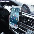 Универсальный Автомобиль на выходе кронштейн/Tablet Автомобилей Air vent Держатель Стойки Маунт Vent Держатель Для iPad 2 3 Air Tablet PC Soporte Tablet