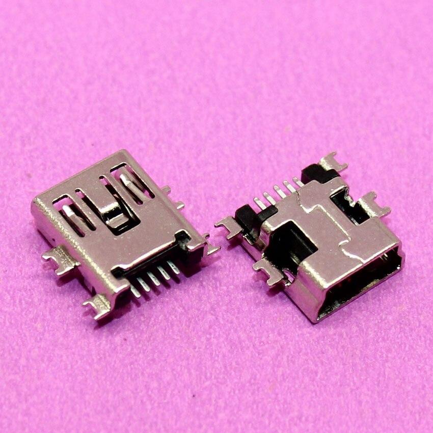 Yuxi Socket-Connector Usb-Jack V3 Port 180-Degree Sinking-Board Mini for 5-Pin 5P GPS