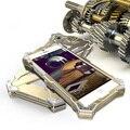5S 6 s Новый Оригинальный Дизайн Холодный Металл Алюминий ТОР IRONMAN Броня защиты телефон дело shell обложка для iPhone5s 6 6 s 6 плюс 7 плюс 7