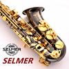 2016 New High Quality Saxophone Alto Sax Selmer 54R Musical Instruments Professional E Flat Sax Alto
