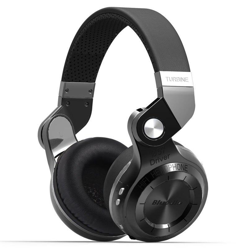 ФОТО Brand new Bluedio T2S foldable stretchable over-ear bluetooth headphones BT 4.1 wireless Bluetooth headset earphones for phone