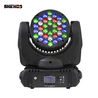 New Design LED 36x3w Beam Moving Head RGB DMX Stage Light Effect Light fixture for DJ Party Disco Nightclub Bar