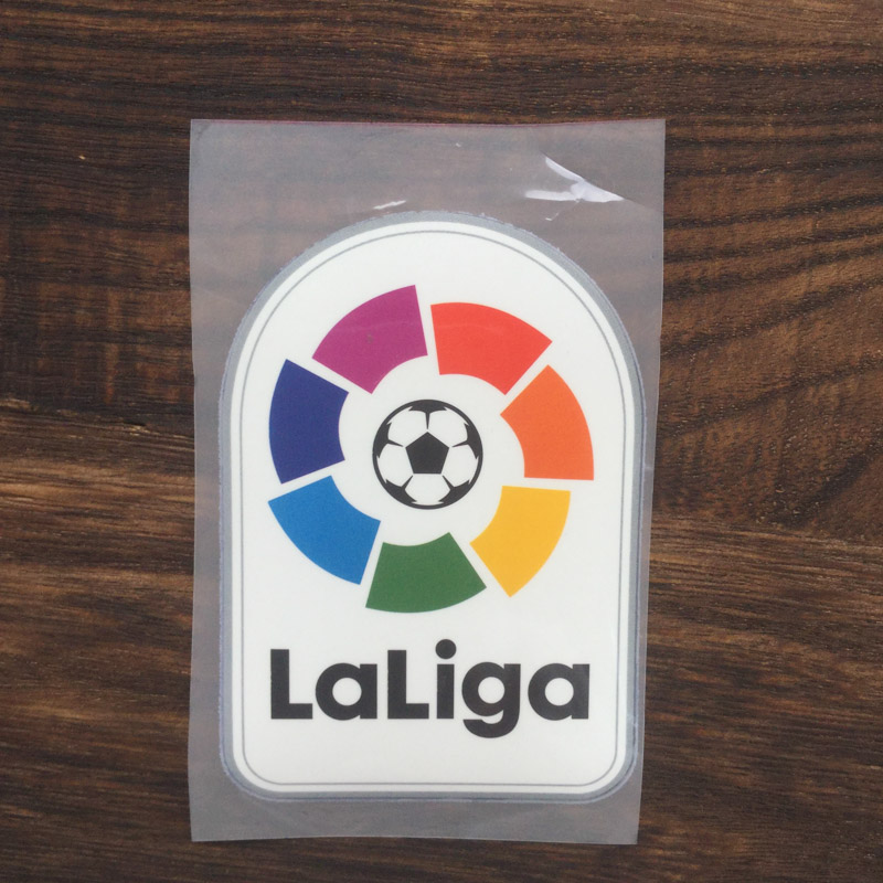 2016-2017 LFP patch New La liga patch player version game patch Big LFP and Past season LFP patch free ship