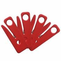 100Pcs/Lot Safety Belt Cutter First Aid Mini Auto Car Seat Belt Cutter Emergency Escape Rescue Tool Car Life saving Knife Cutter