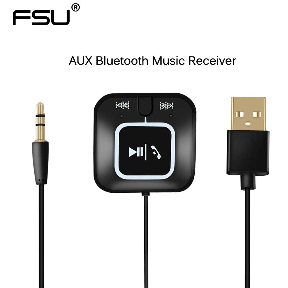 Mini Bluetooth Nfc Receiver Car Kit Wireless Audio Adapter: ZF 850 Mini Wireless NFC Bluetooth Car Kit Receiver Audio
