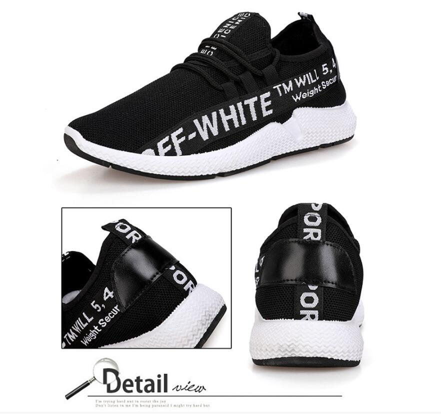 Men's Casual Shoes Dependable Aike Asia 2018 New Mens Breathable Mesh Casual Shoes Lovers Brand Lightweight Flat Shoes Lace Style Comfortable Mens Shoes