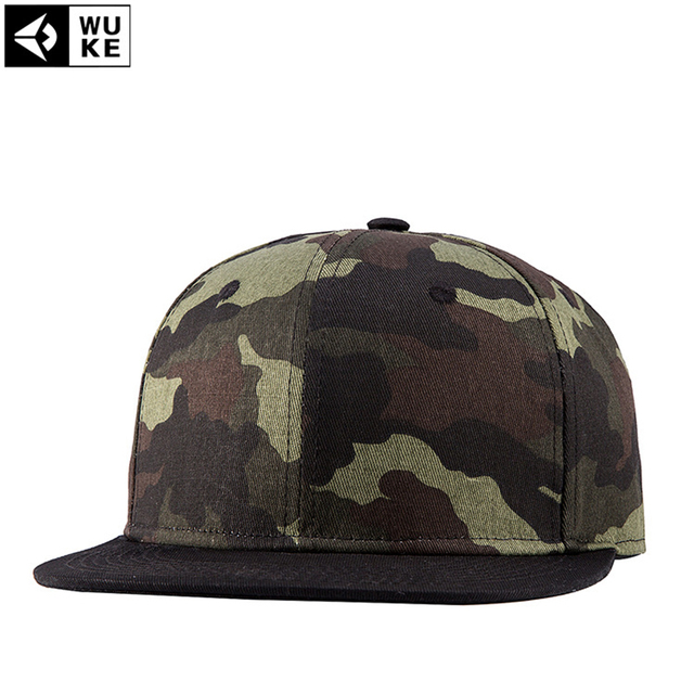 2cd72244d03f4 New Camo Camouflage Hat Snapback Caps 2017 Gorras Planas Hip Hop Hats For  Men Baseball Cap Camouflage Hunting Army Drake Caps