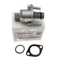 Fuel Pump 294200 0360 Metering Solenoid Valve Measure Unit Suction Control SCV Valve 294200 0260 1460A037 A6860EC09A