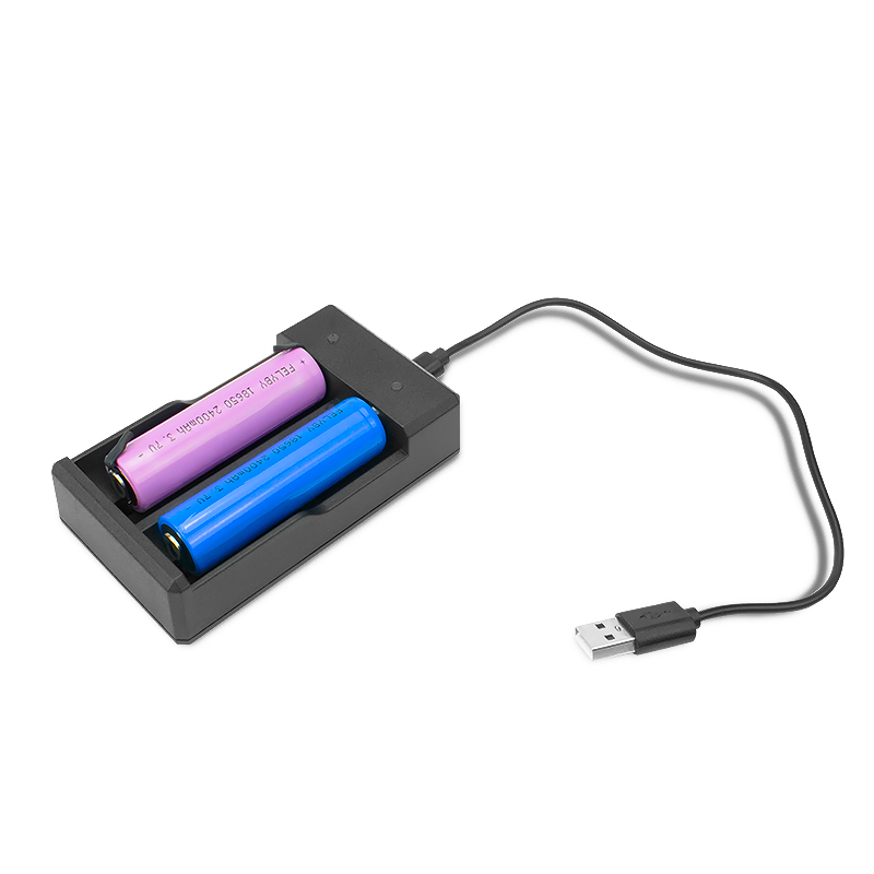 FELYBY USB fast battery charger 18650 Lithium battery charger