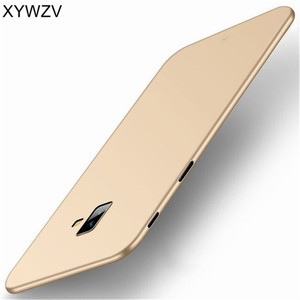Image 3 - 삼성 갤럭시 j6 플러스 케이스에 대 한 럭셔리 얇은 pc 부드러운 하드 전화 케이스 삼성 j6 플러스 j610 삼성 갤럭시 j6 플러스 커버에 대 한