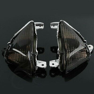 Motorcycle Turn Signal Indicators For KAWASAKI ZX10R ZX6R Z1000 ZX14R ZZR1400 ZG1400 GTR1400 ER6F Ninja 650R Z750 Z750R   - title=
