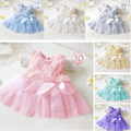 Baby Girl Dress Fever Enfant Clothing Brand Party Princess Dresses Girls Clothes Costumes For Girl Wedding Christening Gown