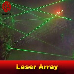 Image 5 - Laser Array Voor Escape Room Game Avonturier Prop Laser Doolhof Voor Geheime Kamer Game Intresting En Riskeren Groene Laser game
