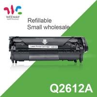 1PCS Compatible HP Q2612A 12A 2612 a Toner Cartridge For HP 1010/1012/1015/1020/1022/3020/3050/3052/3055 printer
