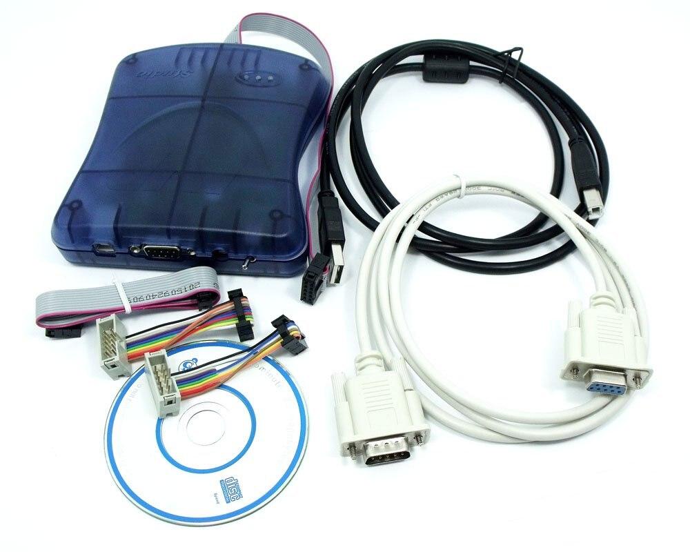 Isp para Atmel Avr para Arduino Jtagice Mkii Emulador Programador Depurador Mk2 Usb Avr Estúdio Keil Iar Gcc Clone Ver