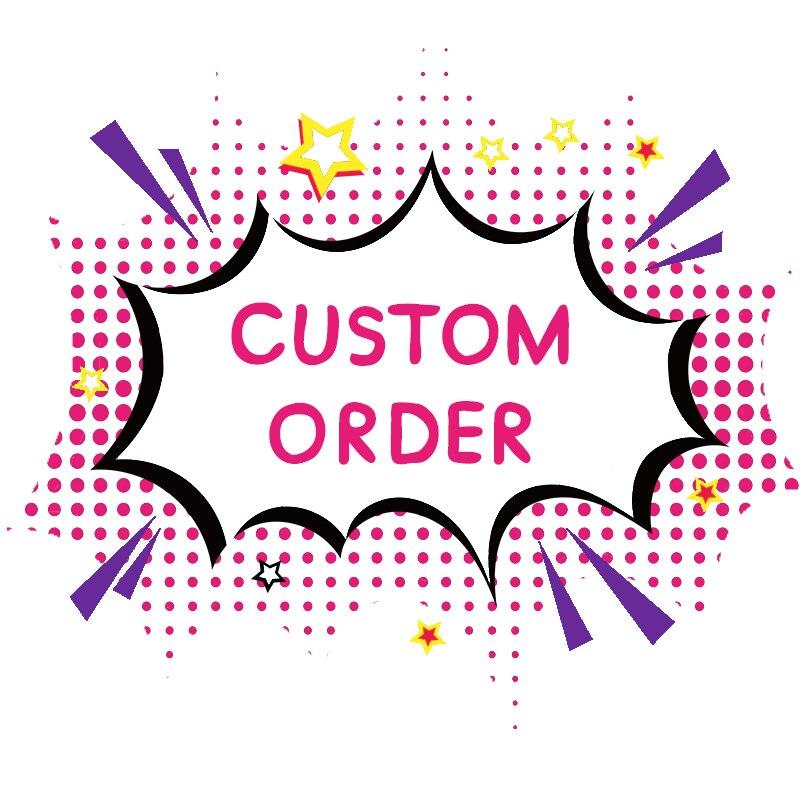 Custom order 220x150cm polyester