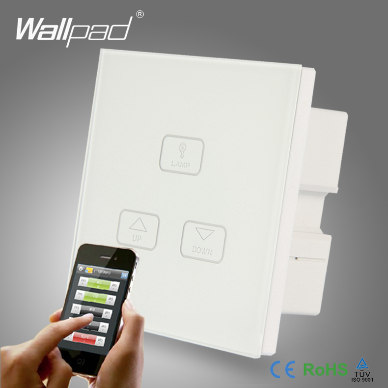 Online Buy Wholesale wifi dimmer switch from China wifi dimmer ...:Hot WIFI Dimming Control Switch Wallpad White Glass LED Light Gateway APP  Wirelss WIFI 3 Gang,Lighting