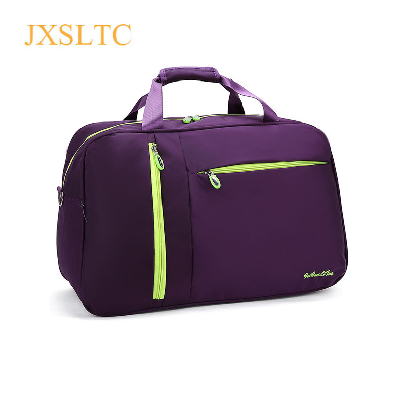 New Waterproof Women Travel Bags Nylon Casual Quitte Bags For Women Luggage Bag  Men Portable Travel Duffle Bag Bolsa Viagem