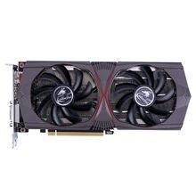 Kolorowa karta graficzna GeForce RTX 2060 ES 6 GB GDDR6 TU106-200A do gier wideo karty karta graficzna 2DP + HDMI + DVI 8Pin 14 gb/s 192bit gry na PC