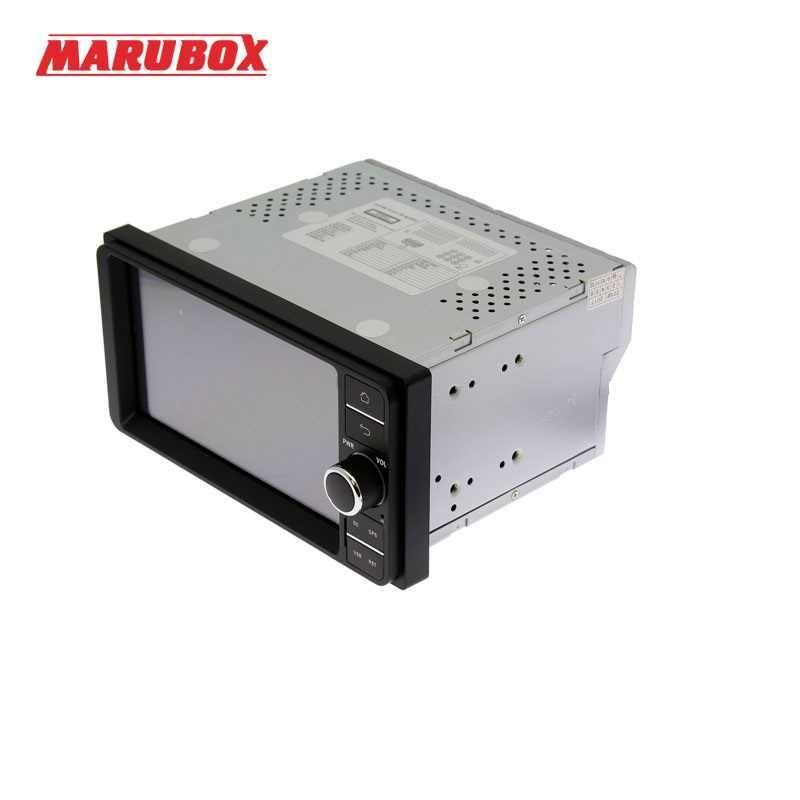 MARUBOX 7A701DT3,Универсальная автомагнитола для TOYOTA на Android 8 ,Головное устройство,Четырехядерный процессор Allwinner T3,,оперативная память 2 Гб, встроенная память 32Гб,Radio модуль TEF6686,GPS,Bluetooth