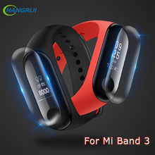 5 Pcs 3 2Pcs Mi Band 3 HD Screen Protectors For Xiaomi Mi Band 3 Smart Band Scratch-resistant Films Cover Miband 3 Hydrogel Film(China)