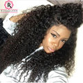 Full Lace Human Hair Wigs For Black Women Kinky Curly Lace Front Human Hair Wigs Natural Curly Hair Lace Front Wig