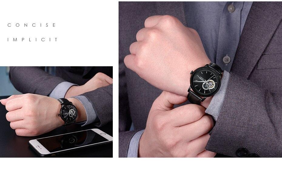 HTB1REIRJpOWBuNjy0Fiq6xFxVXa9 MEGIR Automatic Mechanical Watches Top Brand Luxury